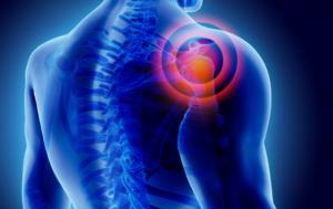bolečine v desni rami